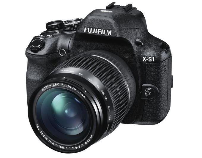 Nouveau bridge premium fujifilm finepix x s1 de 12 for Fujifilm finepix s prix