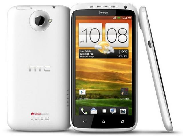 HTC One X 01