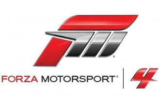 Logo Forza Motorsport 4