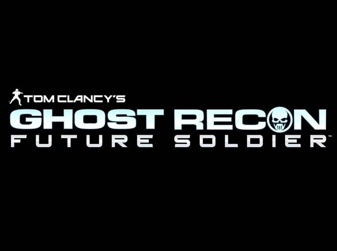 Logo Tom Clancy's Ghost Recon - Future Soldier