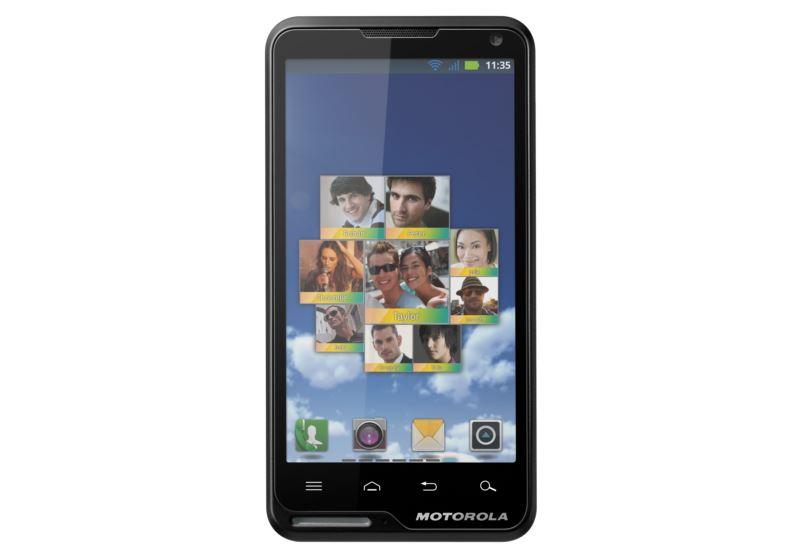 Motorola MOTOLUXE 04