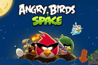 Rovio Angry Birds Space