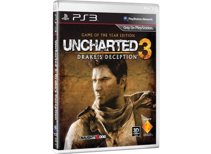 Uncharted 3 - L'illusion de Drake Game of the Year Edition - Drake's Deception