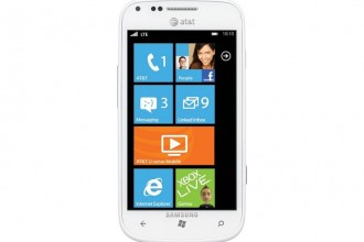 AT&T Samsung Focus 2 4G LTE (SGH-I667) 01
