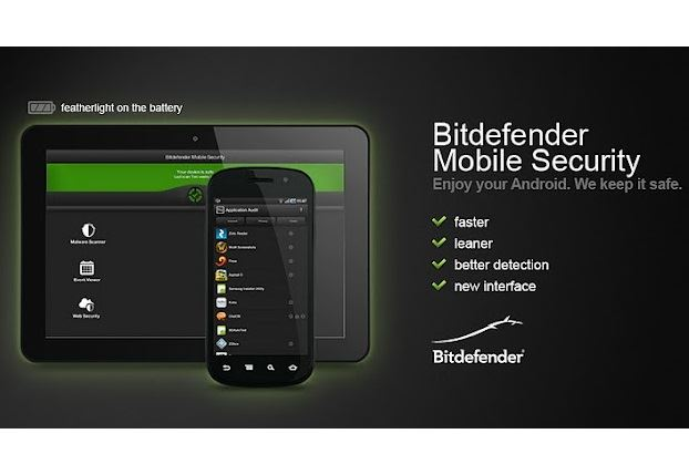 Bitdefender Mobile Security - Google Android