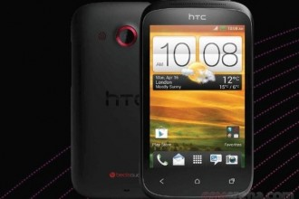 HTC Desire C - Wildfire C 01