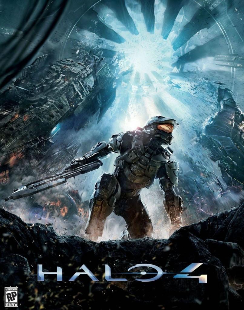Image jaquette Halo 4 - Master Chief - Xbox 360