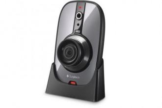 Logitech Alert 750n Indoor Master System & Logitech Alert 700n Indoor Add-On Camera - with Night Vision (Vision Nocturne) 04