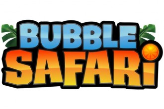 Logo Bubble Safari - Zynga