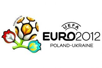 Logo FIFA UEFA Euro 2012 - Pologne & Ukraine
