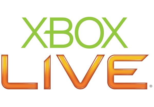 Logo Xbox LIVE - Microsoft