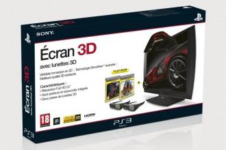 Sony Écran 3D PlayStation 3 07