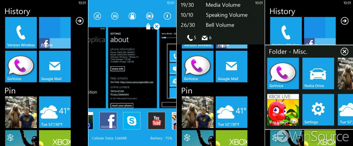 Windows Phone 8 - Couleur - Rumeur