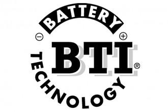 Logo BTI (Battery Technology Inc)
