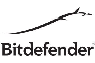 Logo Bitdefender - Black on White