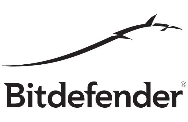 Logo Bitdefender - Black on White