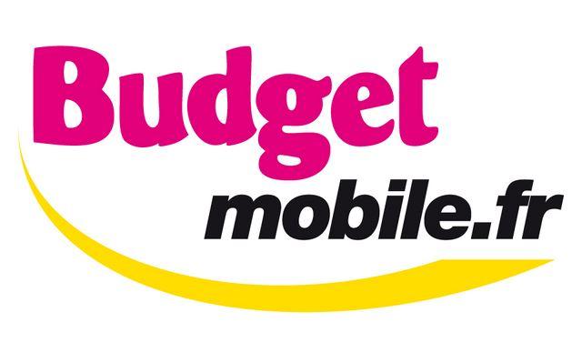Logo Budget Mobile