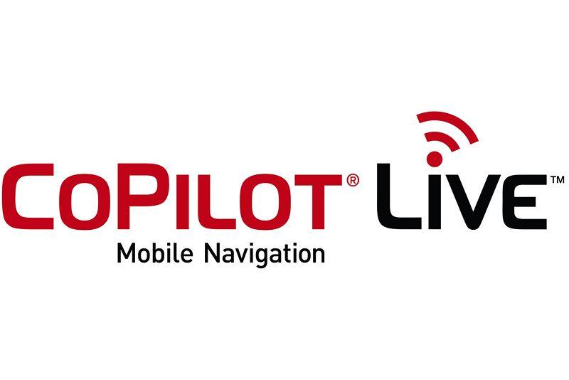 Logo CoPilot Live - Mobile Navigation