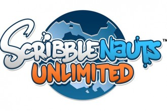 Logo Scribblenauts Unlimited