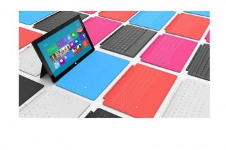 Microsoft Surface - Windows RT (ARM) & Windows 8 Pro (Intel) 06