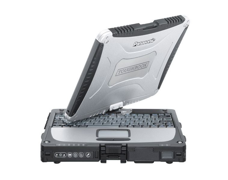 nouveaux pc portable tout terrain panasonic toughbook cf. Black Bedroom Furniture Sets. Home Design Ideas