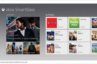 Xbox SmartGlass - Windows 8