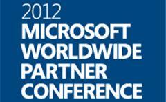 Logo Microsoft Worldwide Partner Conference 2012 - WPC