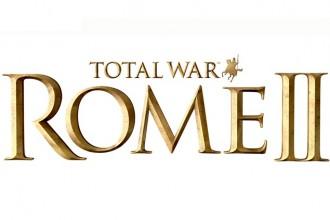 Logo Total War - Rome II