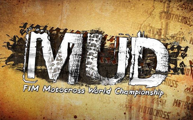 Logo MUD FIM Motocross World Championship