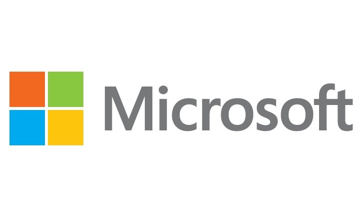Logo Microsoft - Nouveau 2012