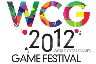 Logo World Cyber Games 2012 (WCG)