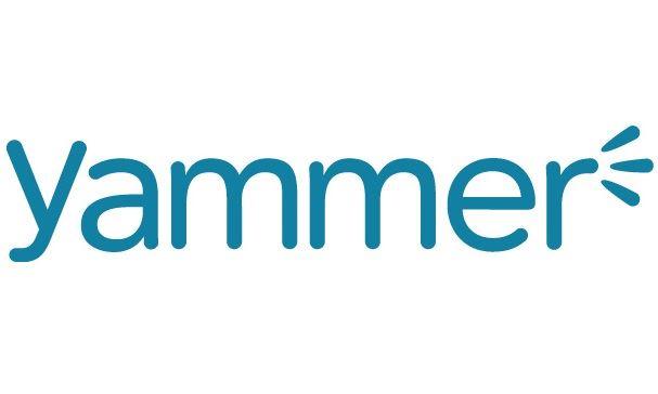 Logo Yammer - The Entreprise Social Network