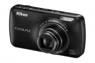 Nikon COOLPIX S800c - Noir Eternel 04