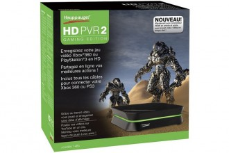 Hauppauge HD PVR 2 Gaming Edition 01