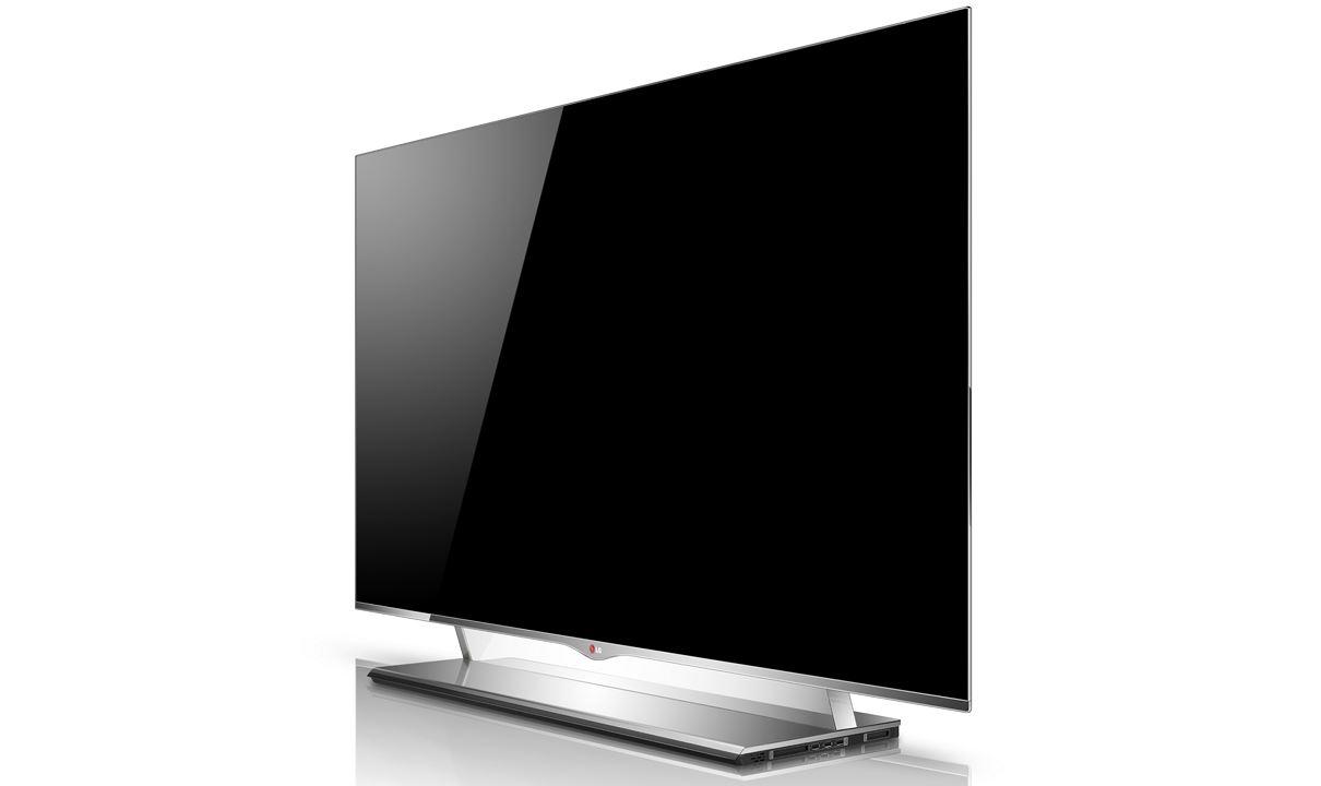 ifa 2012 la tv oled 3d lg 55em9600 de 55 pouces pour mi novembre 2012 le journal du num rique. Black Bedroom Furniture Sets. Home Design Ideas