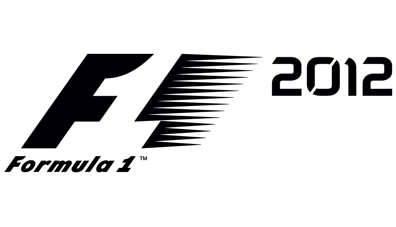 Logo F1 2012