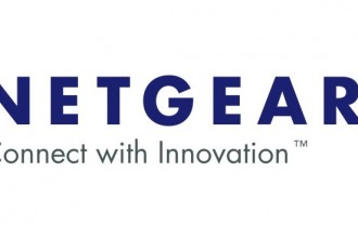 Logo Netgear - Connect with Innovation