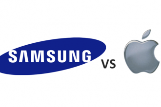 Logo Samsung Vs Apple