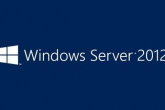 Logo Windows Server 2012