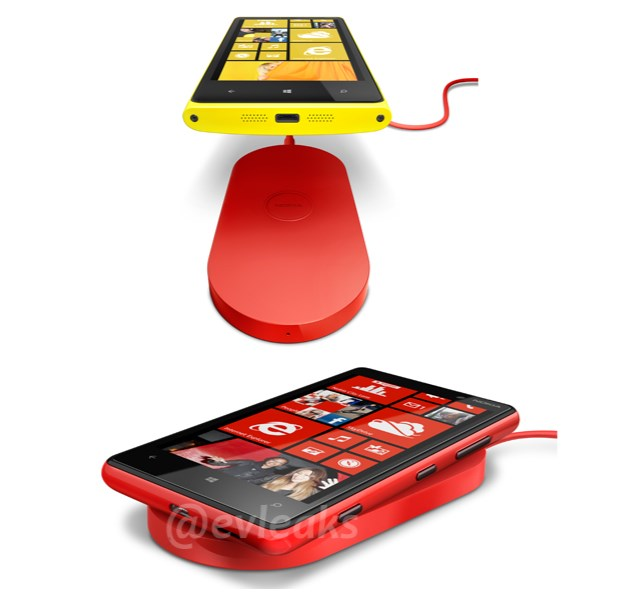 Nokia Lumia 920 & Nokia Lumia 820 - Wireless Charger