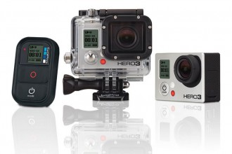 GoPro HD HERO3 - Black Edition