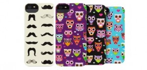 Griffin Mustachio & Wise Eyes for iPhone 5