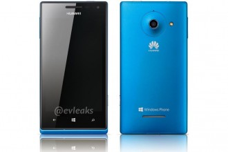 Huawei Ascend W1 - Windows Phone 8 01