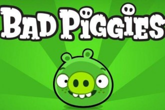 Log Bad Piggies - Rovio