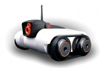 Logicom Robotics SPY-C Tank 01