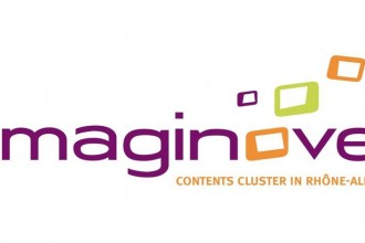 Logo Imaginove - Contents Cluster In Rhone-Alpes