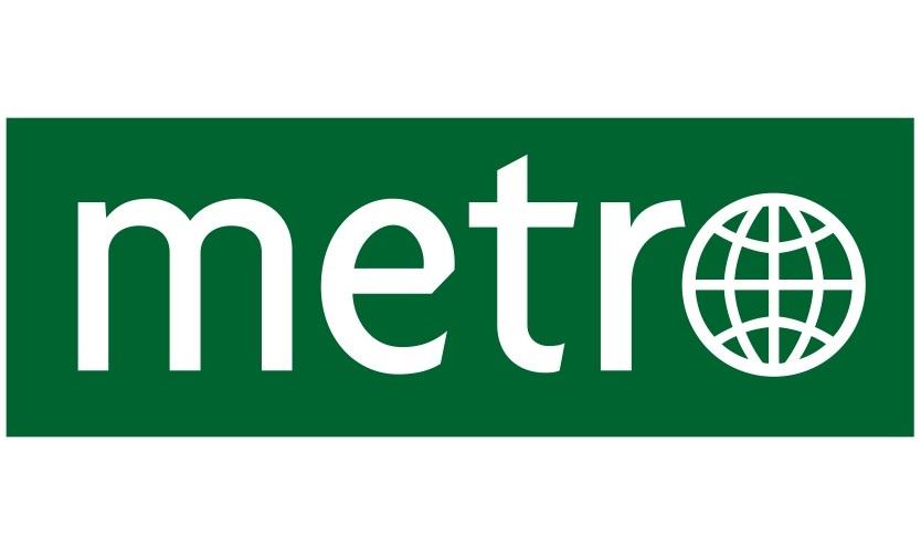 Logo Metro - Journal