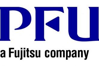 Logo PFU Fujitsu