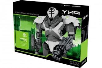 PNY GeForce GTX 650 Ti - GF650IGTX1GEPB
