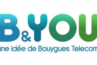 Logo B&YOU by Bouygues Telecom